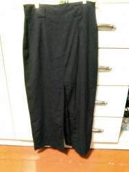 платье с фатиновой юбкой в пол в Кыргызстан: Юбка модная в пол. 48 размер. Черная стильная