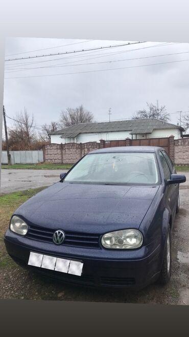 продажа авто гольф 4 в Кыргызстан: Volkswagen Golf 1.6 л. 1999   227 км