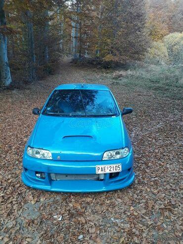 Fiat Punto 1.4 l. 1998 | 210000 km