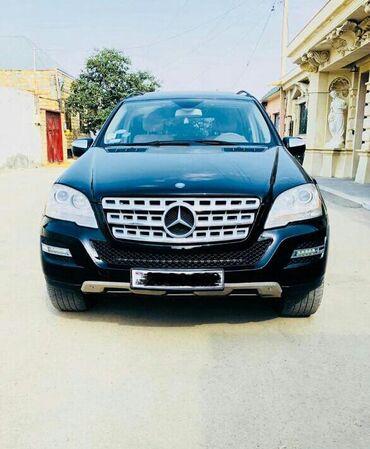 Nəqliyyat - Gəncə: Mercedes-Benz ML 350 3.5 l. 2009 | 141800 km
