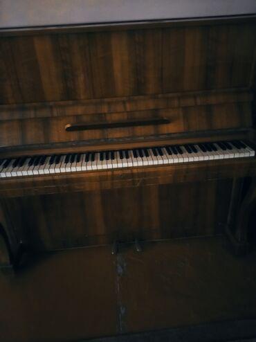 38 elan   İDMAN VƏ HOBBI: Pianino satılır