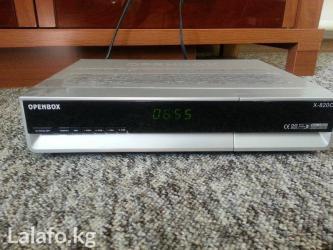 trubu diametr 820 в Кыргызстан: Продаю ресивер Openbox X-820-C + тарелка 90см