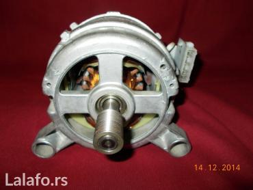"Nov elektromotor ""sole"" made in italy 480-14000 rpm. Ne znam za koju - Lazarevac"