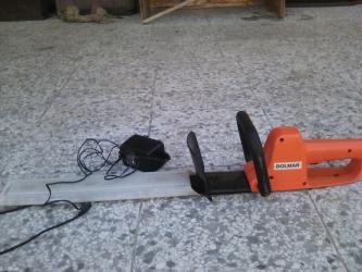 Prodajem elektro i akomulatorske trimere,za zivu ogradu,nove polovne - Kragujevac