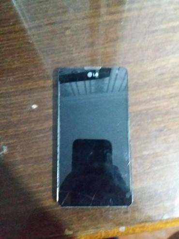 LG в Кыргызстан: Продам телефон LG оригинал брали в австрии GERMANY не работает нижняя