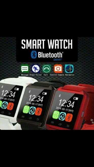 M8 smart watch bluetooth ağıllı saat vhatsap instaqram və facebook - Bakı