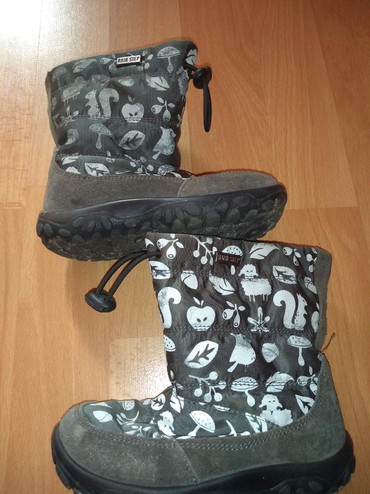Dečija odeća i obuća - Knjazevac: Čizmice rain step br 23 slatke i kvalitetne