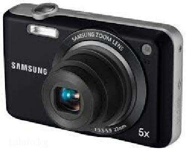 Цифровой фотоаппарат samsung zoom lens 5x es30 в Джалал-Абад