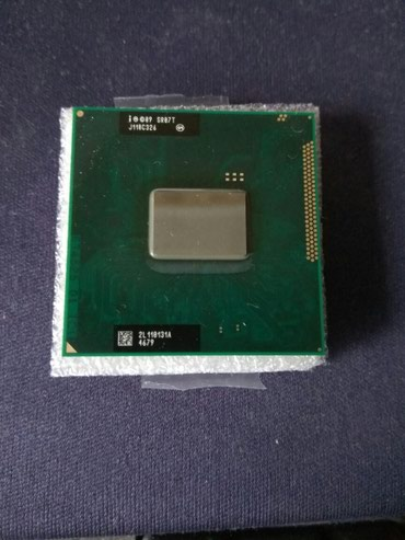 Процессор на ноутбук intel B950 / 2 cores /  sandy в Бишкек