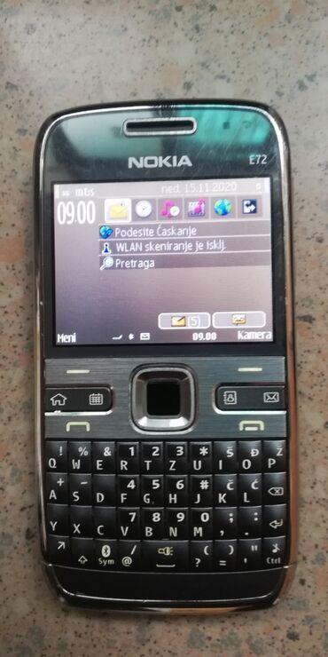 Bmw 5 серия 525d steptronic - Srbija: Nokia e72 extra stanje sa svojim punjačem