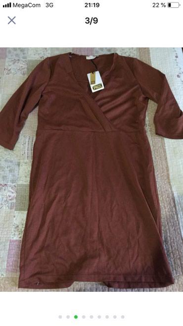 Продаю новое турецкое платье 50 в Бишкек