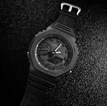 10781 объявлений: G-SHOCK GA-2100___Функции : секундомер, будильник, мировое время