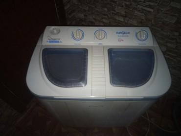 - Azərbaycan: Yarımavtomat Washing Machine 5 kq
