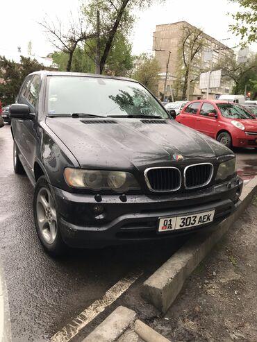 BMW X5 3 л. 2003