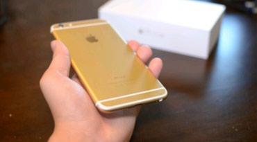 Bakı şəhərində IPhone 6S PLUS GOLD