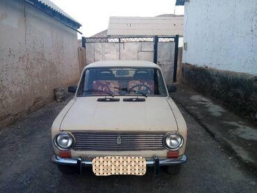 ВАЗ (ЛАДА) 2101 1.3 л. 1981