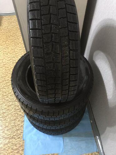 диски на иксбокс в Кыргызстан: Dunlop 215/60/16r (зима) состояние 90-85%, откатали один сезон около 3