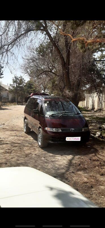 Toyota Estima 2.2 л. 1996 | 250 км