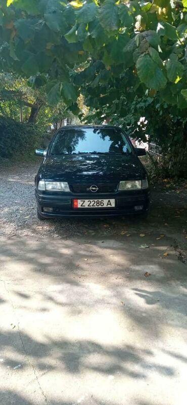 продам вагончик на колесах в Кыргызстан: Opel Vectra 1994