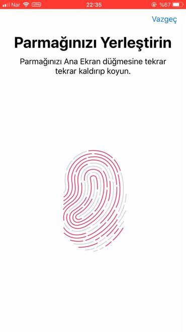 apple 6 - Azərbaycan: İşlənmiş iPhone 6 Plus 16 GB Gümüşü