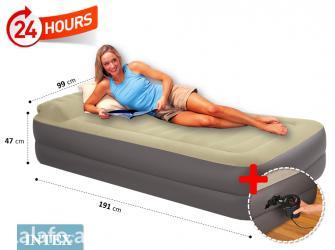 Bakı şəhərində Односпальная надувная кровать Intex 67776