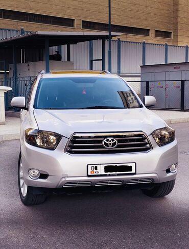 двигатель тойота авенсис 1 8 vvt i бишкек в Кыргызстан: Toyota Highlander 3.5 л. 2008   166000 км