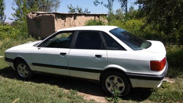 Audi 80 1987 в Кызыл-Кия