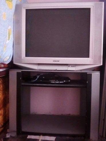 Продаю срочно телевизор SONY trinitron (diagonal' 72sm) в отличном сос в Бишкек