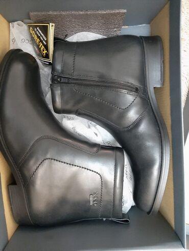 ecco zimnie в Кыргызстан: Новая импортная кожаная обувь фирмы ECCO Размер 39
