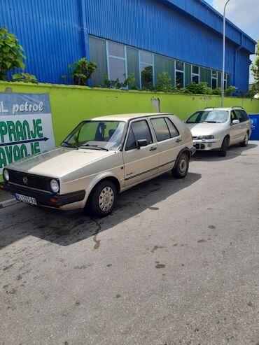 Manuel - Srbija: Volkswagen Golf 1986   260000 km