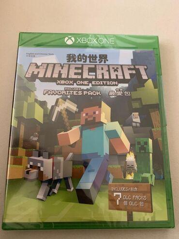 XBOX ONE üçün minecraft oyunu. Sony PlayStation 4 Oyunlarının Və