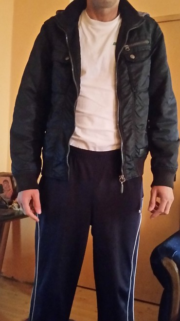 Muška odeća | Smederevska Palanka: Tom Tailor prelepa jakna,nepromociva . Jakna XL, original Tom Tailor