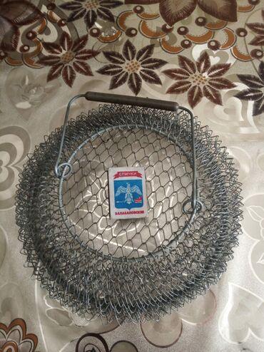Охота и рыбалка - Кыргызстан: Продаю сетка металлическаяНе большаяНаходится в ЛебединовкеЦена 200