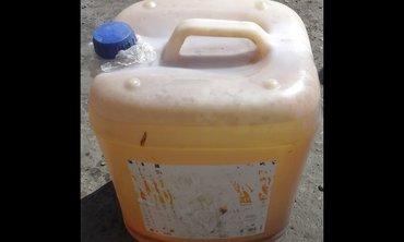 akkumulyatorlar - Azərbaycan: Akkumulyator üçün şoluş turşusu. 10 litr