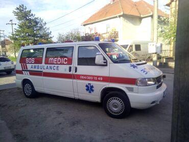 Auto services - Srbija: Sanitetski prevoz pacijenata sa adekvatnom ekipom u zemlji i