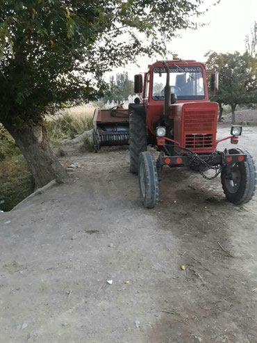 Продаю трактор мтз80 и прессподборшик смотриваю варианты.... в Кожояр