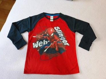 Ostala dečija odeća | Valjevo: Tanji duks za decaka, velicina 110