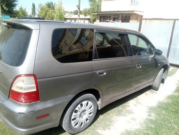 391 объявлений: Honda Odyssey 2.3 л. 2002