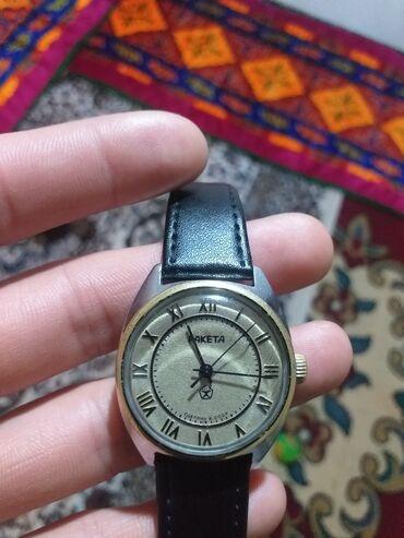 Практика вождения на механике - Кыргызстан: Часы ракета ссср 61565