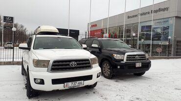 Услуги авто (Внедорожник)  Тойота секвоя  -Трансфер на Горнолыжные баз