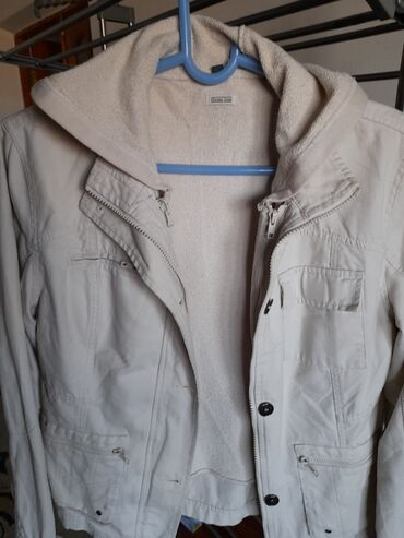жён куртка в Кыргызстан: Женская германская утеплённая куртка,новая,100%хлопоккуртка съёмная