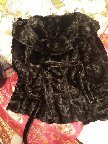 Норковая шуба 42-44 размера. с капюшоном. в Бишкек