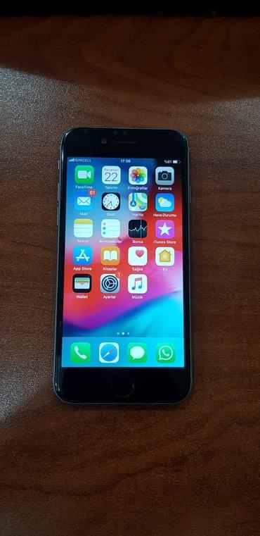 Bakı şəhərində IPhone 6s 128GB.Aksesuarları verilir üstündə