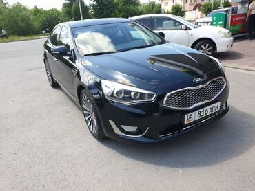 realme 5 pro цена в бишкеке в Кыргызстан: Kia Cadenza 3 л. 2015 | 100000 км