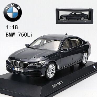 Bmw x1 20i xdrive - Srbija: BMW 750Li xdrive G12 Long 1:18NOV!U ponudi NOV model BMW 750LI XDRIVE