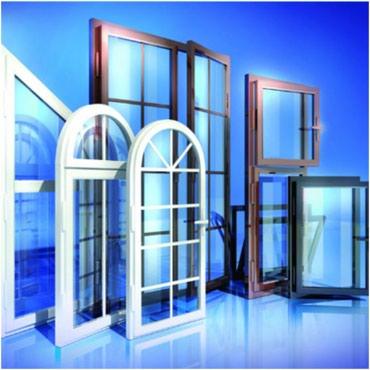 Пластиковые окна, двери, перегородки. в Бишкек