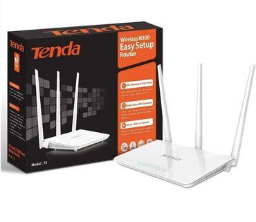 антенны pantech в Кыргызстан: Tenda F3 – Wi-Fi роутер Tenda F3 – недорогой, функциональный и