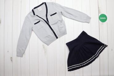Дитячий костюм (спідниця та светр) Arin Apparel, зріст: 128 см    Свет