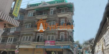 A fully commercial house having land area 0-3-0-0 of 4.5 floors, in Kathmandu