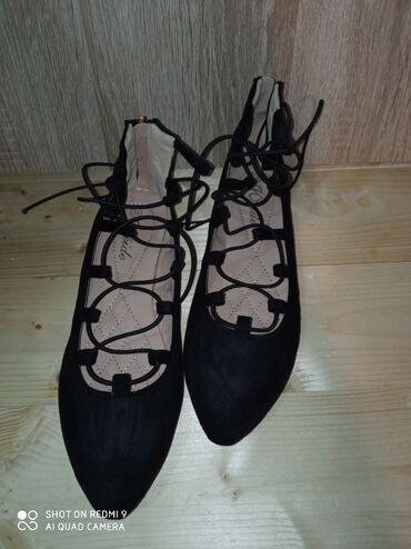 Cipele/baletanke *N O V O *Broj 39 odgovara I broju 38.Ni jednom